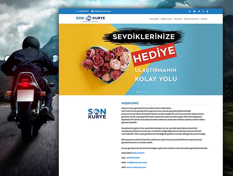 Son Kurye - NeoCloudy Kolay Panel Web Sitesi