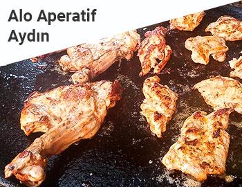 Alo Aperatif Aydın - NeoCloudy Website Kiralama
