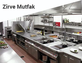 Zirve Mutfak - NeoCloudy Website Kiralama